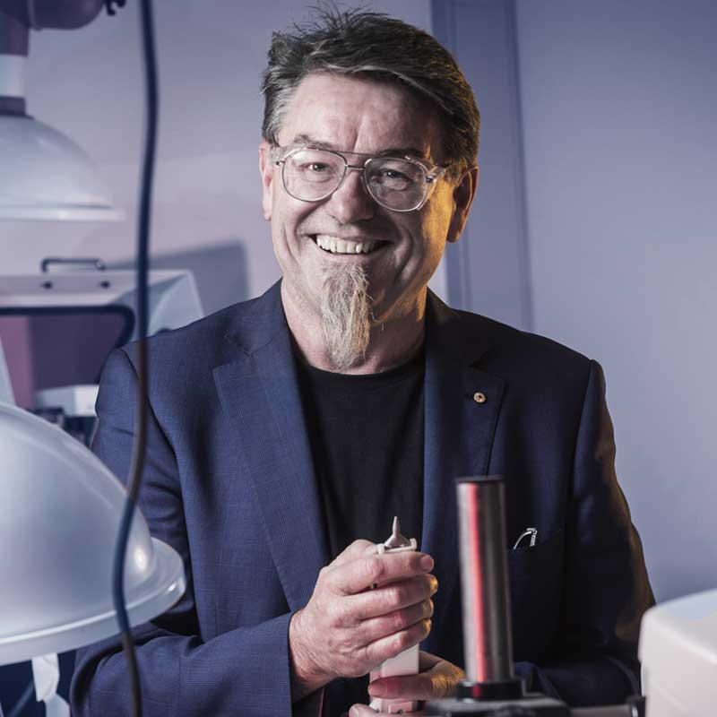 "Distinguished Professor Gordon Wallace | ""Next generation medical bionics"" 